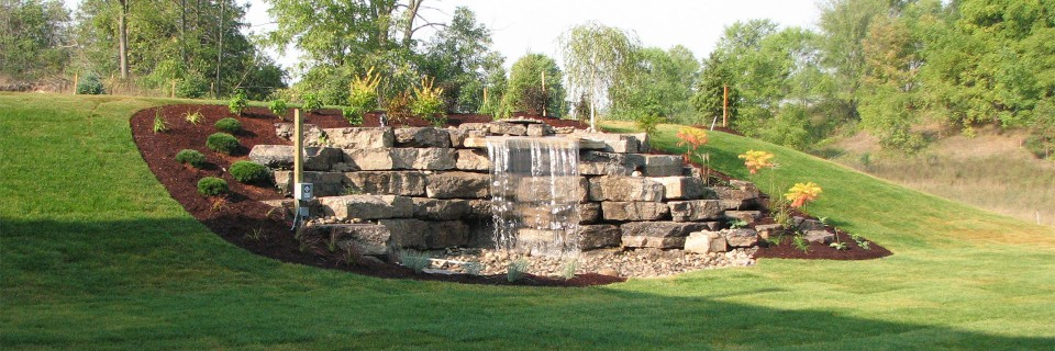 Specializing in waterfalls!